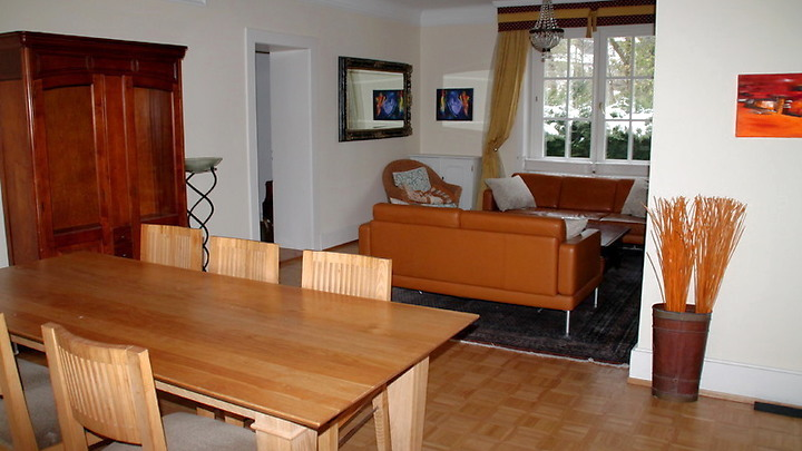 3½ room apartment in Basel - Riehen, furnished