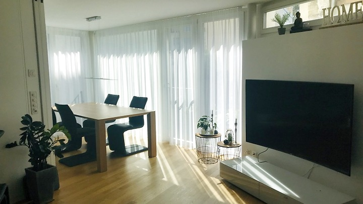 BASELWORLD: 3½ room apartment in Basel - Binningen, furnished
