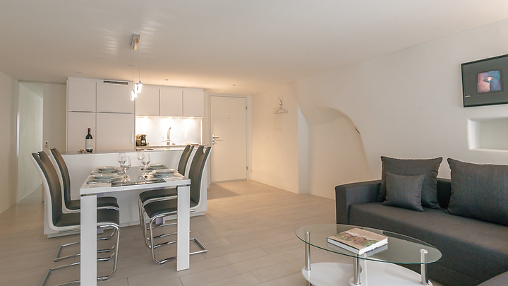 2½ room apartment in Chur (GR), furnished