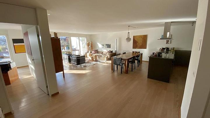 4½ room maisonette apartment in Oetwil an der Limmat (ZH), furnished, temporary