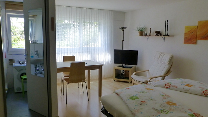 1 room apartment in Bolligen (BE), furnished, temporary