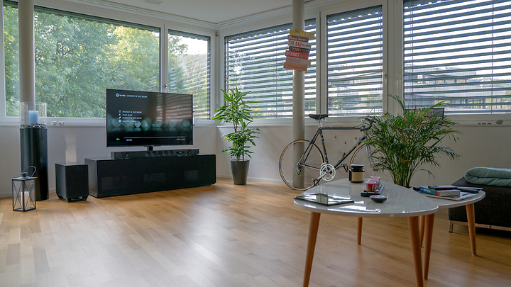 4½ room apartment in Aarburg (AG), furnished, temporary