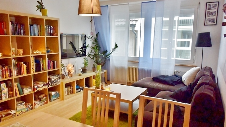 4 room apartment in Winterthur - Stadt, furnished, temporary