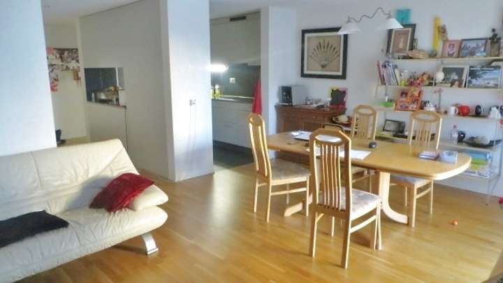 4½ room apartment in Fribourg (FR), furnished, temporary