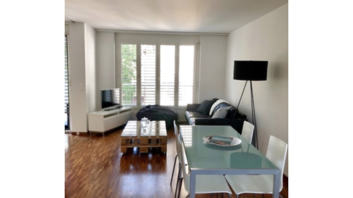 2 room apartment in St. Gallen, furnished, temporary
