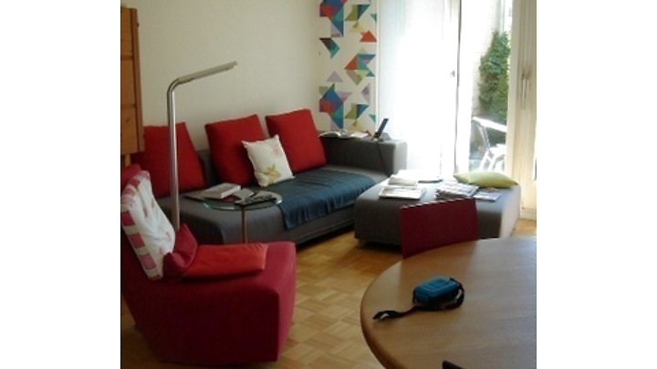 2½ room apartment in Bern - Monbijou, furnished, temporary