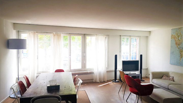 3½ room apartment in Bern - Matte, furnished, temporary