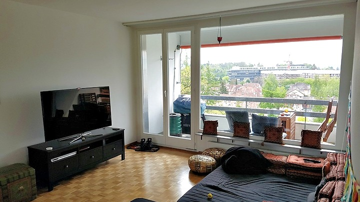5 room apartment in Bern - Ostring, furnished, temporary