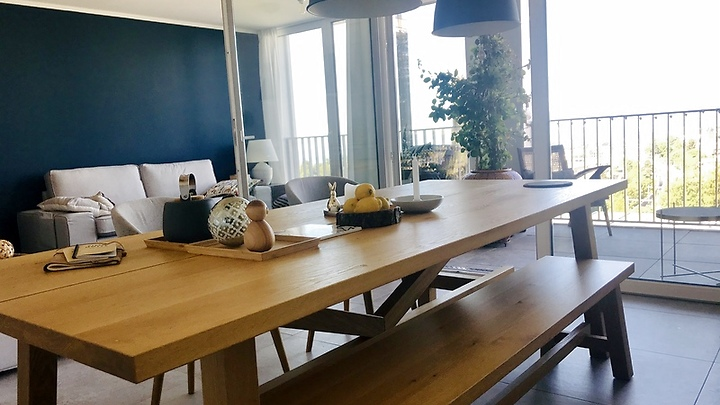 3 room apartment in Lausanne - Florimont/Chissiez, furnished, temporary