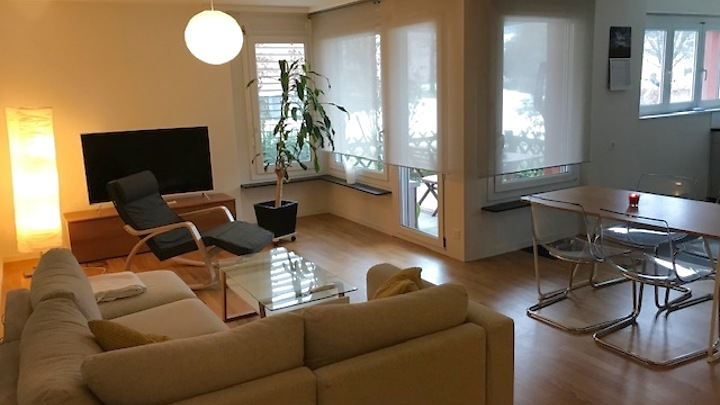 2½ room apartment in Regensdorf (ZH), furnished, temporary