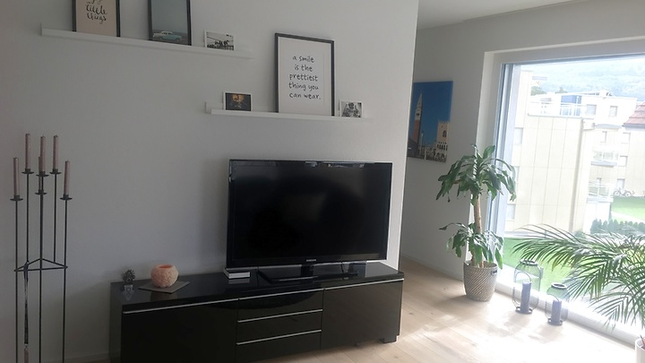 2½ room apartment in Hägendorf (SO), furnished, temporary