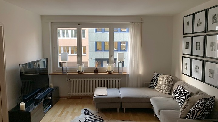 3 room apartment in Zürich - Kreis 8 Seefeld/Mühlebach, furnished