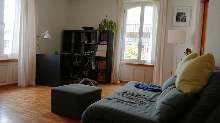 2 room apartment in Bern - Breitenrain, furnished, temporary