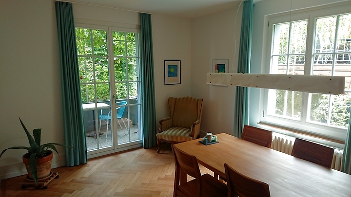4 room house in Bern - Obstberg/Schosshalde, furnished, temporary