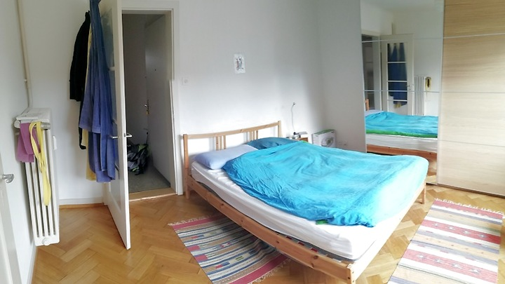 3½ room apartment in Basel - Gundeldingen, furnished, temporary
