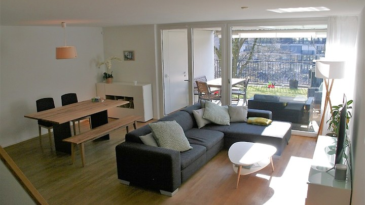 3½ room apartment in Luzern, furnished, temporary