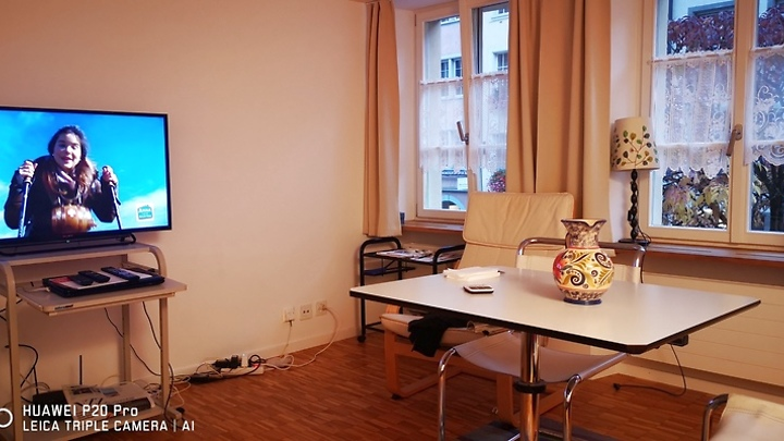 1½ room apartment in Winterthur, furnished, temporary