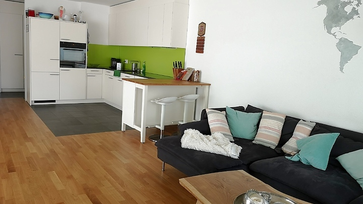 3½ room apartment in Bern - Bümpliz, furnished, temporary