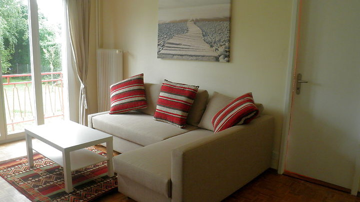 3 room apartment in Genève - Versoix, furnished