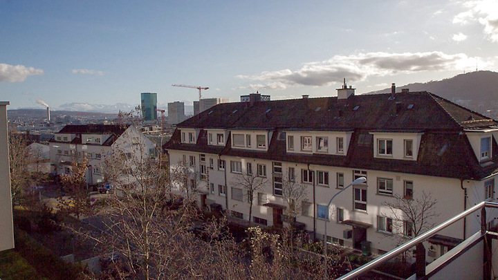 4 room apartment in Zürich - Kreis 10 Höngg, furnished, temporary