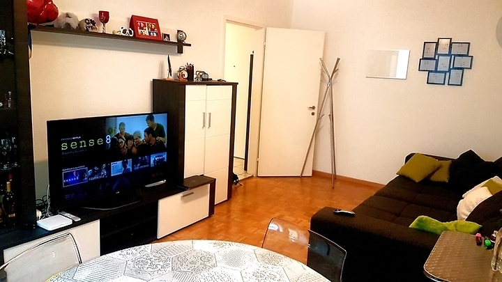 2 room apartment in Basel - Matthäus, furnished, temporary