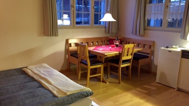1 room apartment in Obergösgen (SO), furnished