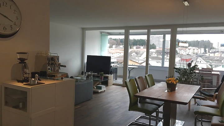 3½ room apartment in Emmenbrücke (LU), furnished, temporary