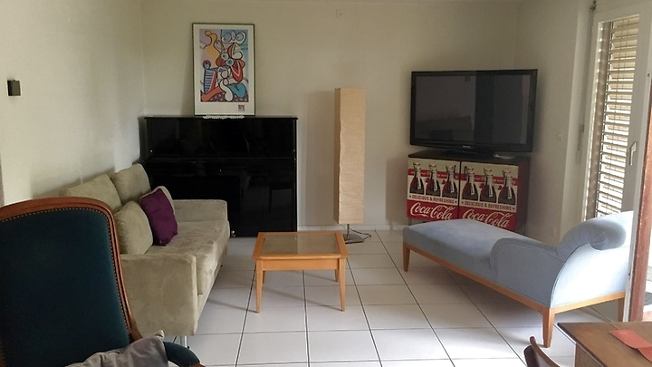 2 room apartment in Bolligen (BE), furnished