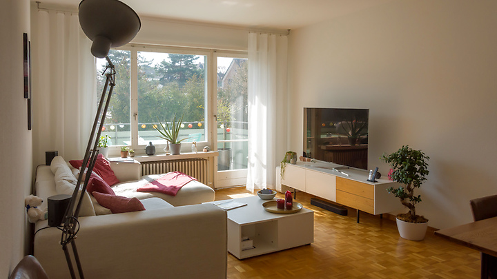 3 room apartment in Zürich - Kreis 11 Oerlikon, furnished, temporary