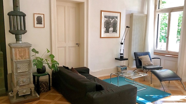 3½ room apartment in Bern - Länggasse, furnished, temporary
