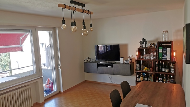 2½ room apartment in Winterthur, furnished, temporary