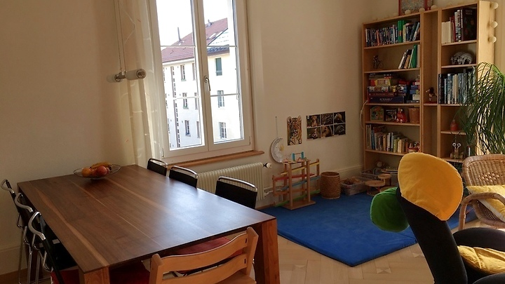 3 room apartment in Bern - Länggasse, furnished, temporary