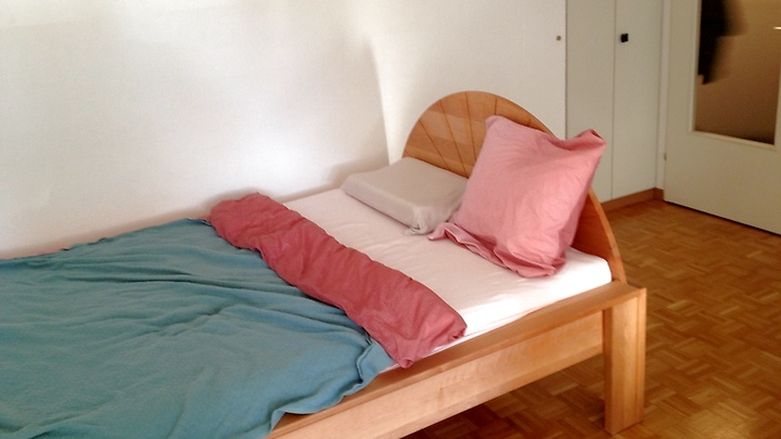1½ room apartment in St. Gallen - St. Georgen, furnished, temporary