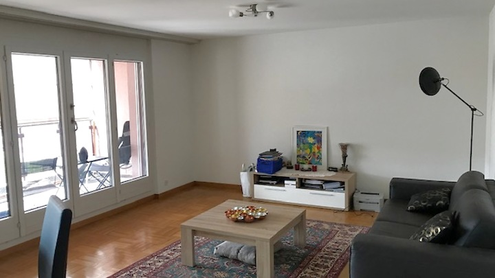 2 room apartment in Luzern, furnished, temporary