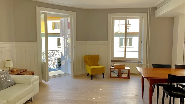 3½ room apartment in Zürich - Kreis 4 Aussersihl, furnished