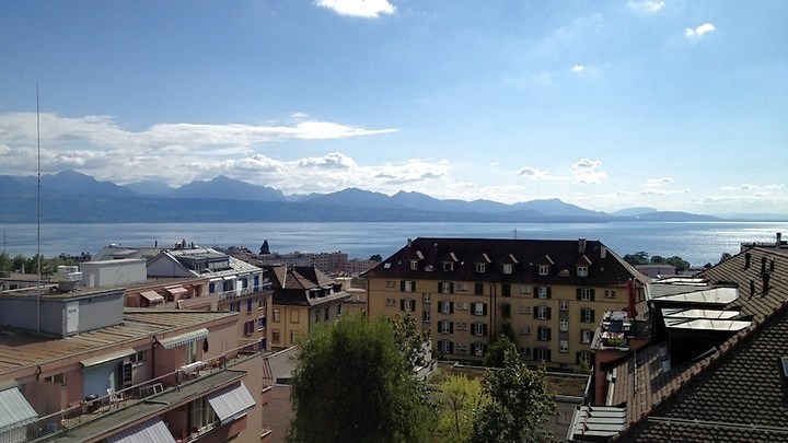 1 room loft in Lausanne - Beaulieu/Grey/Boisy, furnished, temporary