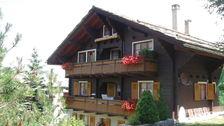 3½ room apartment in Grächen (VS), furnished