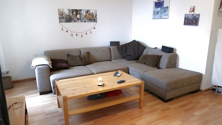 3 room apartment in Basel - Gundeldingen, furnished, temporary