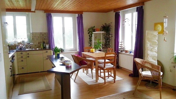3 room apartment in St. Gallen - St. Georgen, furnished, temporary