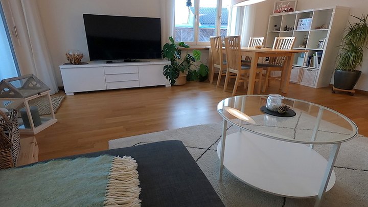 3½ room apartment in Werdenberg (SG), furnished, temporary