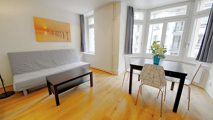 2½ room apartment in Luzern, furnished, temporary