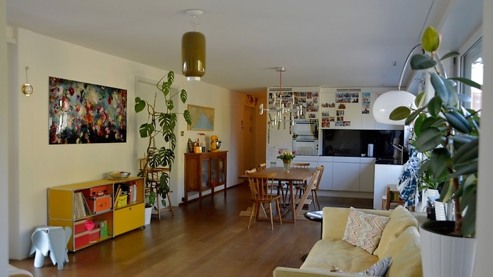 4 room apartment in Zürich - Kreis 10, furnished, temporary
