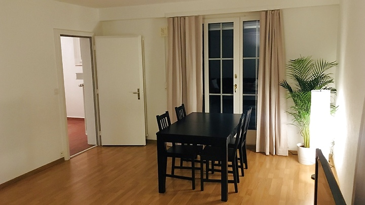 2½ room apartment in Küsnacht (ZH), furnished, temporary