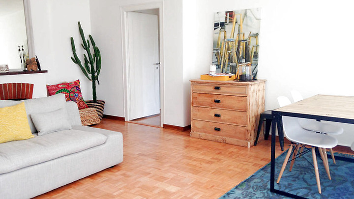 3 room apartment in Genève - Eaux-Vives, furnished, temporary