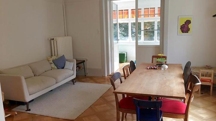 4½ room apartment in Bern - Länggasse, furnished, temporary