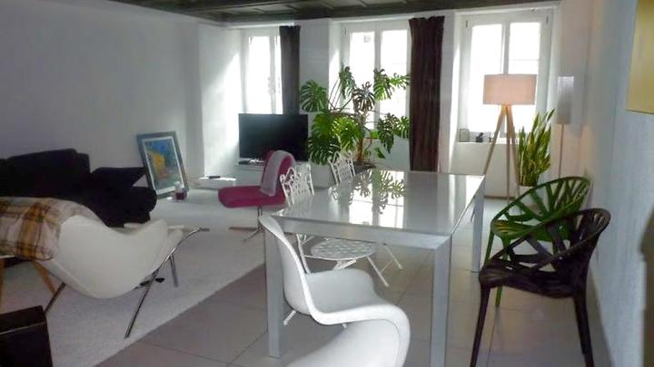 2 room apartment in Lenzburg (AG), furnished