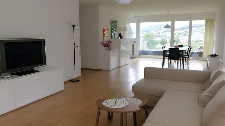 4½ room apartment in Zug, furnished, temporary