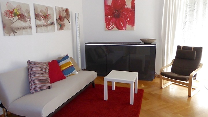 3 room apartment in Basel - Bruderholz, furnished, temporary