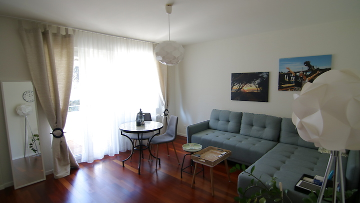 2 room apartment in Bern - Sandrain, furnished, temporary