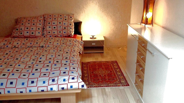 3 room apartment in Tolochenaz (VD), furnished